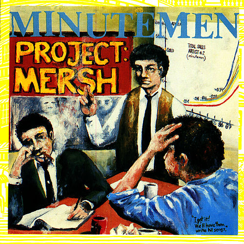 Project: Mersh by Minutemen