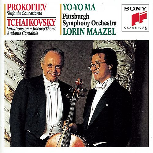 Play & Download Prokofiev: Sinfonia Concertante; Tchaikovsky: Rococco Variations; Andante Cantabile by Yo-Yo Ma | Napster
