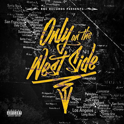 Play & Download Only On The West Side by Various Artists | Napster