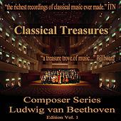 Play & Download Classical Treasures Composer Series:Ludwig van Beethoven, Vol. 1 by Various Artists | Napster