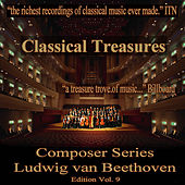 Classical Treasures Composer Series: Ludwig van Beethoven, Vol. 9 by Various Artists