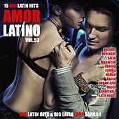 Amor Latino, Vol. 53 - 15 Big Latin Hits & Latin Love Songs (Bachata, Merengue, Salsa, Reggaeton, Kuduro, Mambo, Cumbia, Urbano, Ragga) by Various Artists