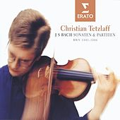 Play & Download Bach: Sonatas & Partitas by Christian Tetzlaff | Napster
