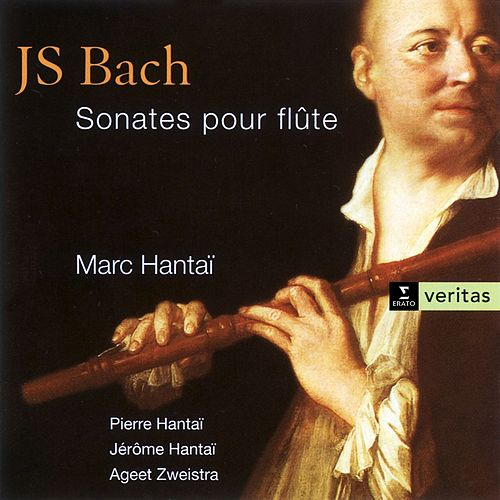 Play & Download Bach - Flute Sonatas by Pierre Hantai | Napster