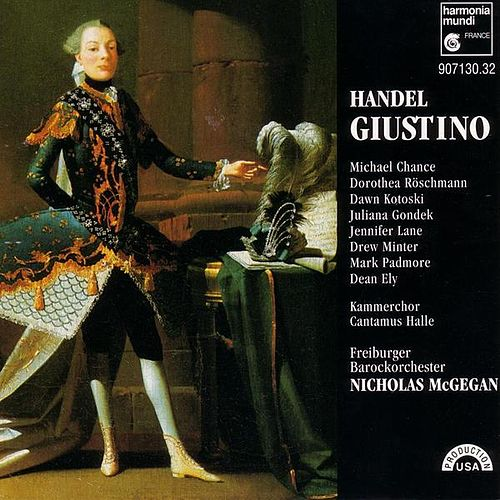 Play & Download Giustino by George Frideric Handel | Napster