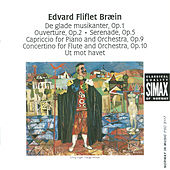 Edvard Fliflet Bræin: Orchestral Works Etc. by Various Artists