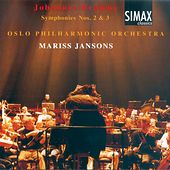 Symphonies Nos. 2 & 3 (Brahms) by Oslo Philharmonic Orcestra