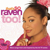 That's So Raven Too! by Various Artists