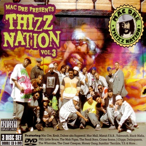 Play & Download Thizz Nation Vol. 3 by Various Artists | Napster