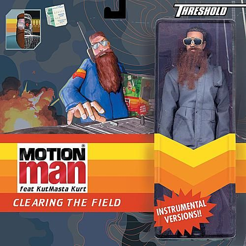 Clearing The Field (Instramental Album) by Motion Man