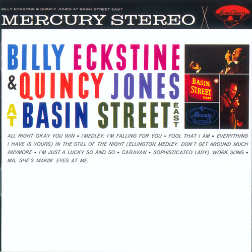 At Basin Street East by Billy Eckstine