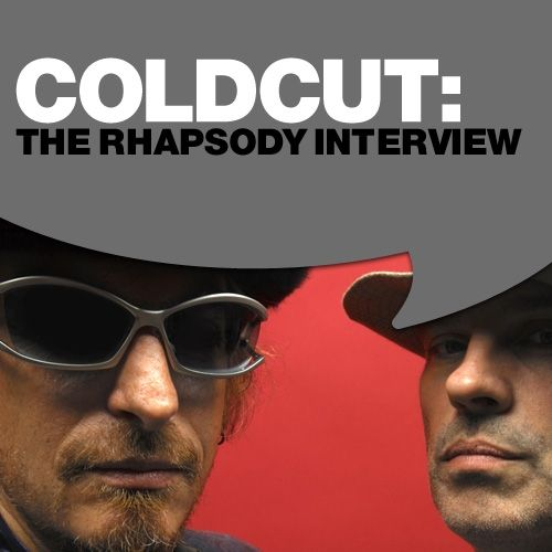 Coldcut: The Rhapsody Interview by Coldcut