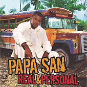 Play & Download Real & Personal by Papa San | Napster