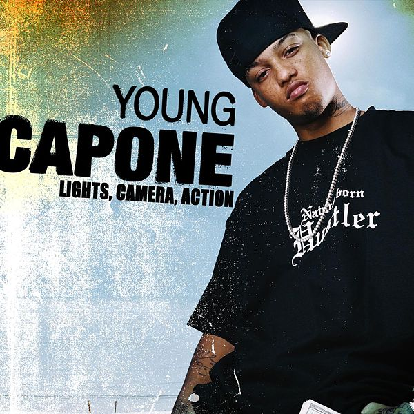 Young Capone Lights Camera Action