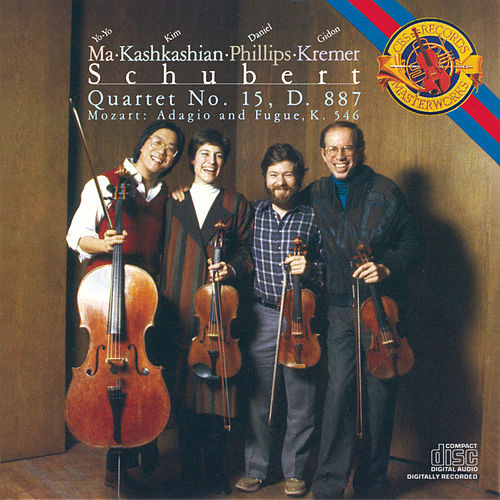 Play & Download Mozart: Adagio and Fugue in C Minor; Schubert: String Quartet No.15 by Various Artists | Napster