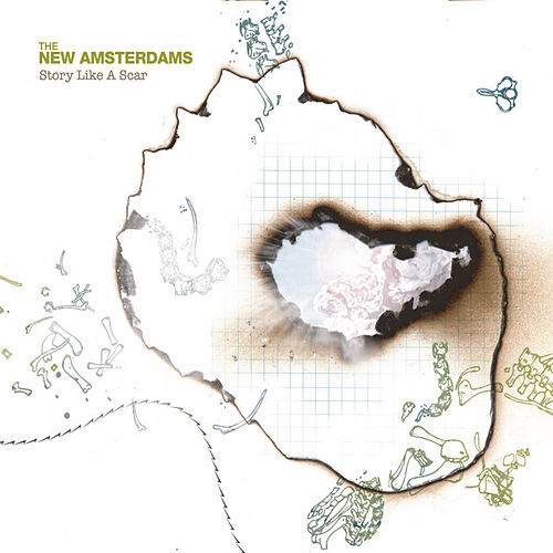 Play & Download Story Like A Scar by The New Amsterdams | Napster
