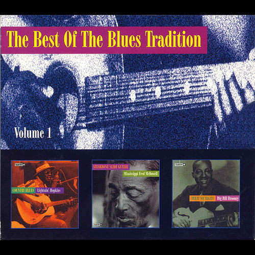 Best Of The Blues Tradition, Vol. 1 by Hopkins/Mississippi Fred McDow
