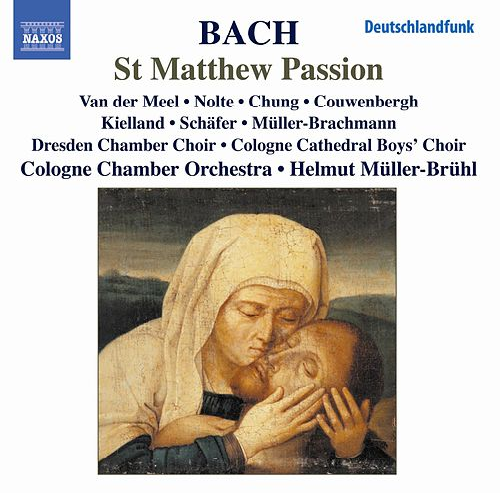 Play & Download St. Matthew Passion by Johann Sebastian Bach | Napster