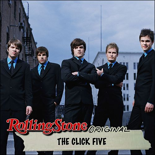 Play & Download Rolling Stone Original by The Click Five | Napster