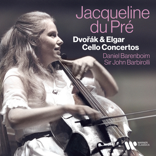 Play & Download Dvorák/Elgar Cello Concertos by Jacqueline du Pre | Napster