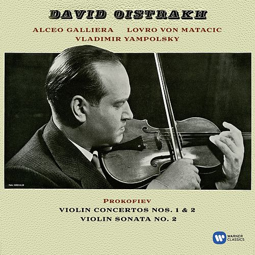 Play & Download Prokofiev: Violin Concertos by Vladimir Yampolsky | Napster