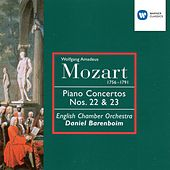 Play & Download Mozart: Piano Concertos Nos 22 & 23 by English Chamber Orchestra | Napster
