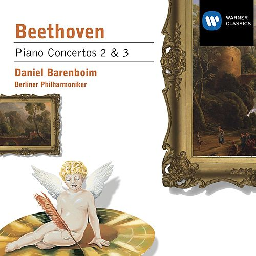Play & Download Beethoven: Piano Concertos 2 & 3 by Berliner Philharmoniker | Napster