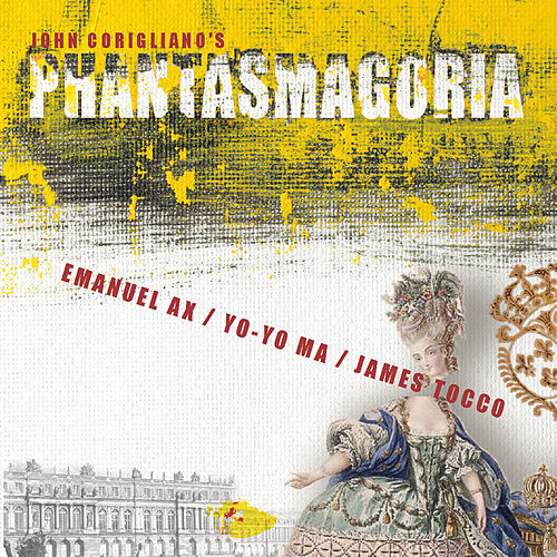 Play & Download Corigliano: Phantasmagoria by Various Artists | Napster