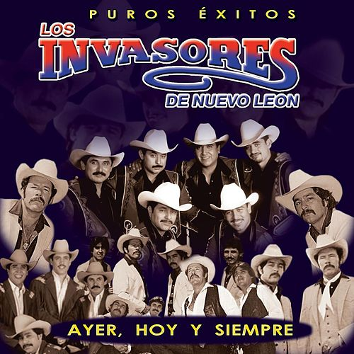 Play & Download Puros Éxitos by Los Invasores De Nuevo Leon | Napster