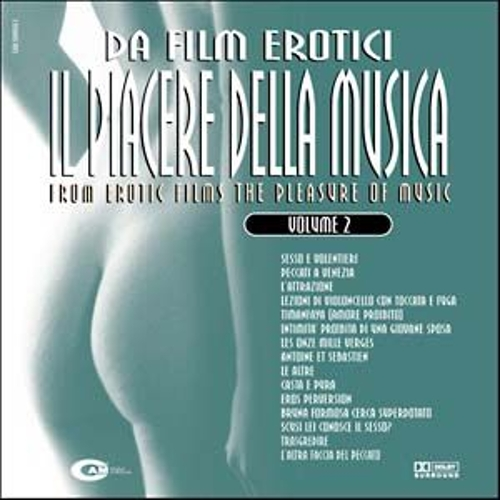 Da Film Erotici Il Piacere Della Musica Vol. 2 by Various Artists