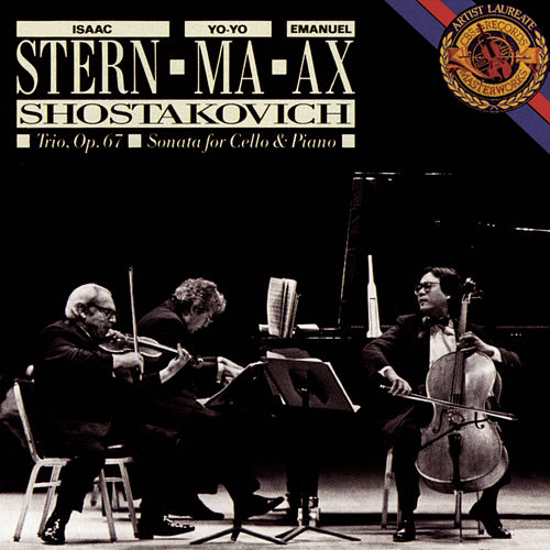 Shostakovich: Piano Trio No. 2, Cello Sonata von Various Artists
