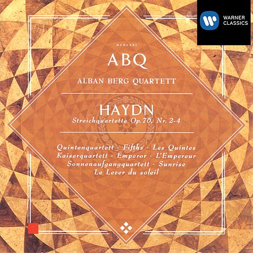 Play & Download String Quartets, Op.76 No'S 2-4 by Alban Berg Quartet | Napster