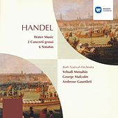 Play & Download Handel: Water Music/Sonatas etc. by Yehudi Menuhin | Napster