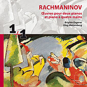 Rachmaninov: Works for Two Pianos and Four-Hands Piano by Various Artists