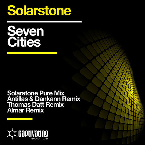 Seven Cities (Remixes) by Solarstone