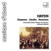 Haydn: Zingarese, Ländler, Nocturnes by Various Artists