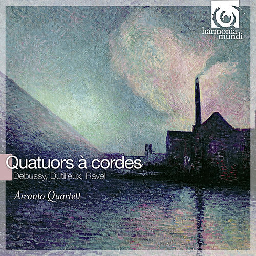 Play & Download Ravel & Debussy: String Quartets by Arcanto Quartett | Napster