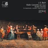 Play & Download J.S. Bach: Concertos by Akademie für Alte Musik Berlin | Napster