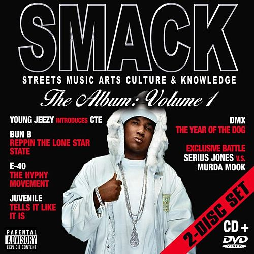 Smack - The Album: Volume 1 by Various Artists