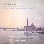 Indy, V. D': Symphony No. 1 / Concert by Various Artists