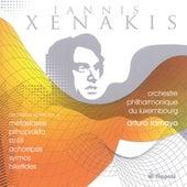 Play & Download Xenakis, I.: Orchestral Works, Vol. 5 - Metastaseis / Pithoprakta / St/48 / Achorripsis / Syrmos / Hiketides Suite by Luxembourg Philharmonic Orchestra | Napster