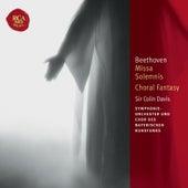 Beethoven: Missa Solemnis / Choral Fantasy by Sir Colin Davis