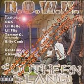 Southern Slang (Chopped & Screwed) by D.O.W.N.