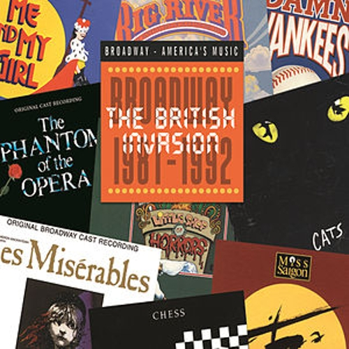 Play & Download British Invasion: Broadway 1981-1992 by Various Artists | Napster
