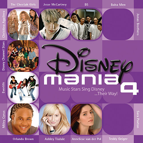 Disneymania 4 by Various Artists