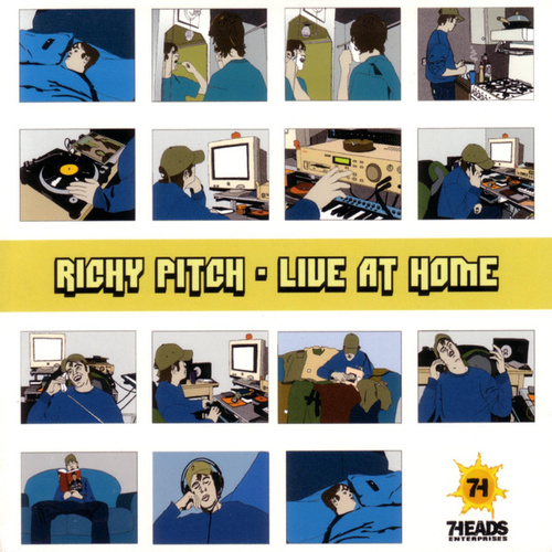 Play & Download Live At Home by Richy Pitch | Napster