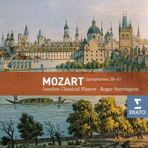 Play & Download Mozart - Symphonies Nos. 38-41 by Roger Norrington | Napster