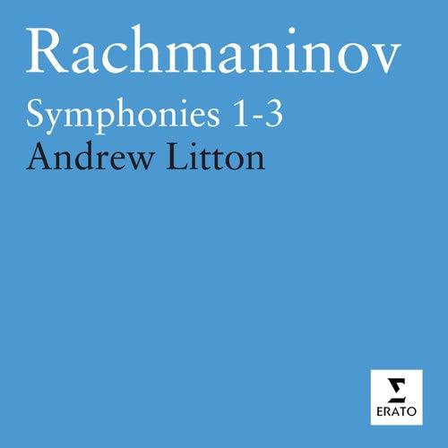 Rachmaninov : Symphonies 1 - 3 by Royal Philharmonic Orchestra