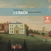 Bach - English Suites by Gustav Leonhardt
