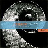 Play & Download Bach: Sonatas & Partitas for solo violin by Monica Huggett | Napster